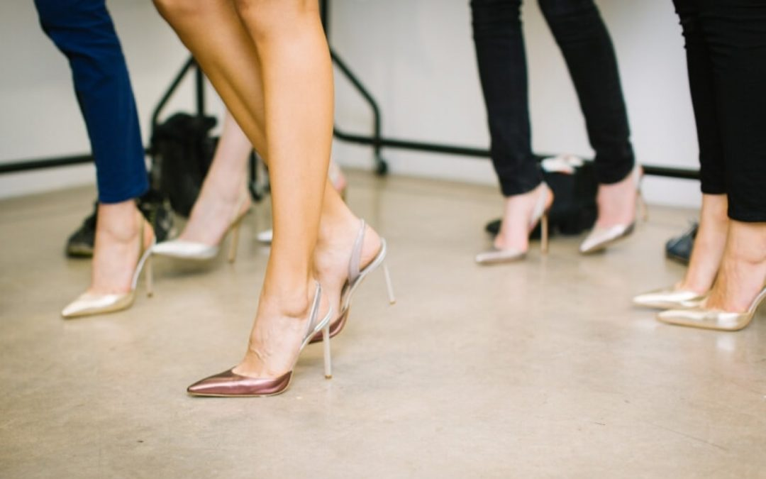 What Happens to Your Feet When You Wear High Heels