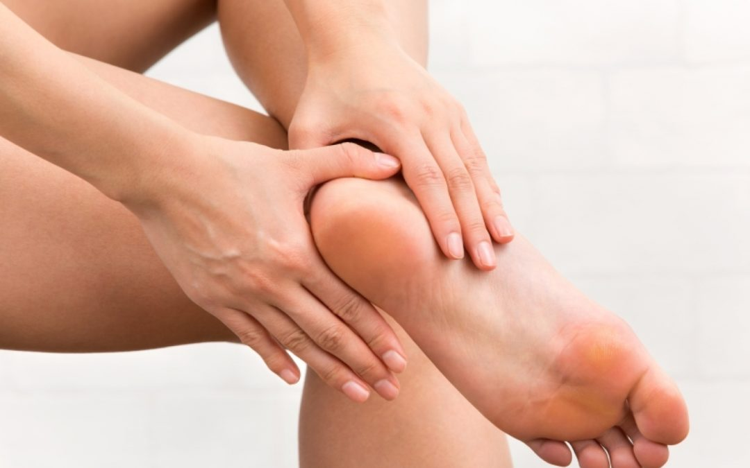 Caring for Dry, Cracked Heels