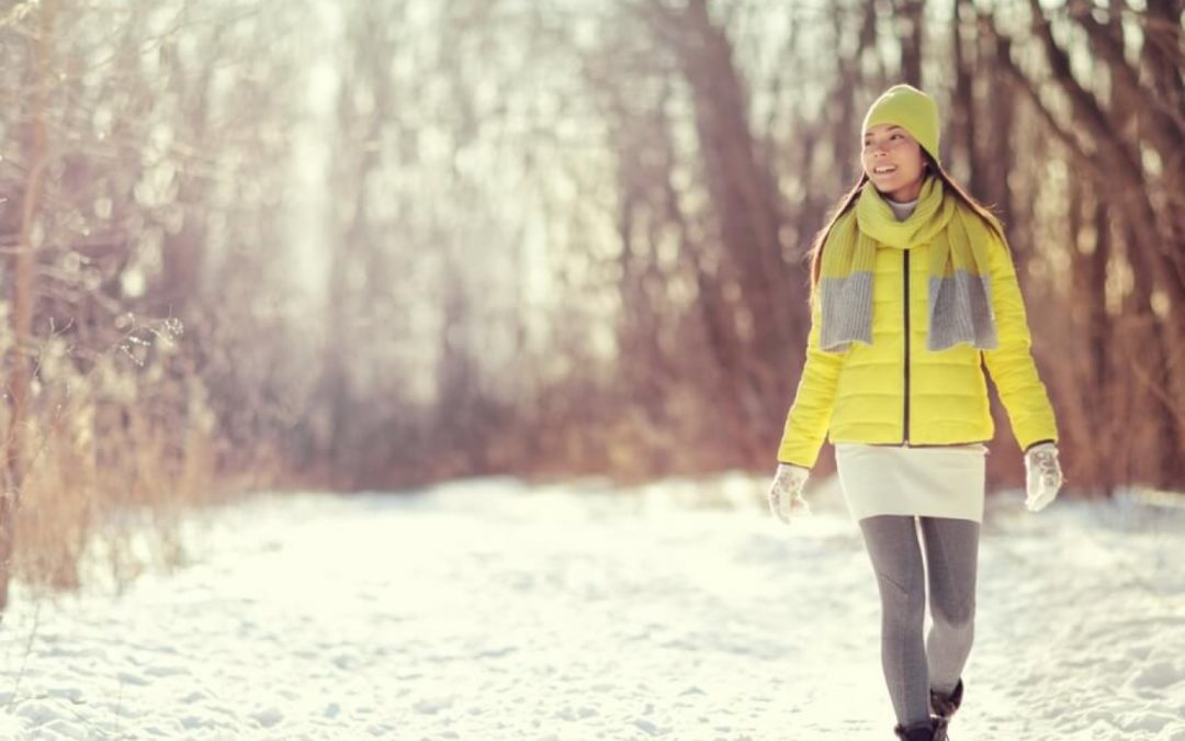 Keeping Your Feet Healthy During Winter