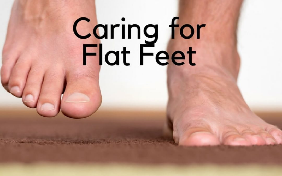 Caring for Flat Feet