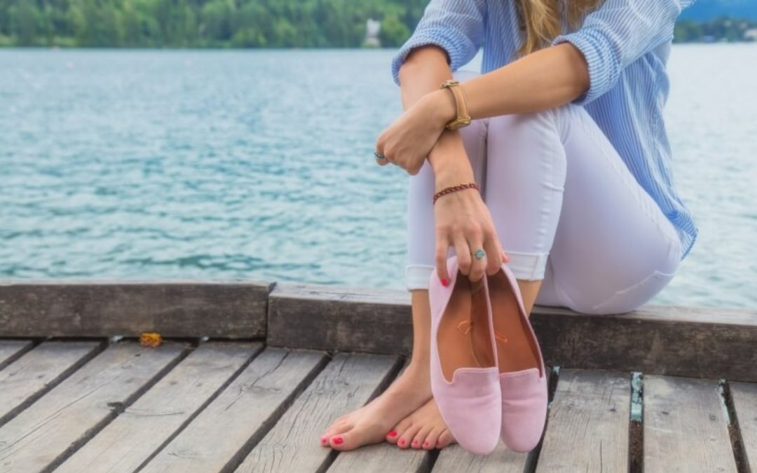 How to Get Your Feet Ready for Summer