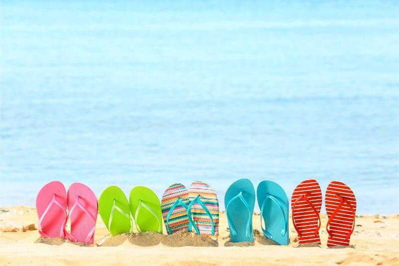 Flip Flops: Why They're Not Your Feet's Best Friend