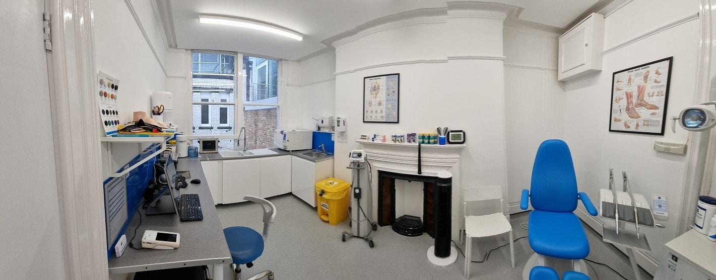 Treatment Room Moorgate