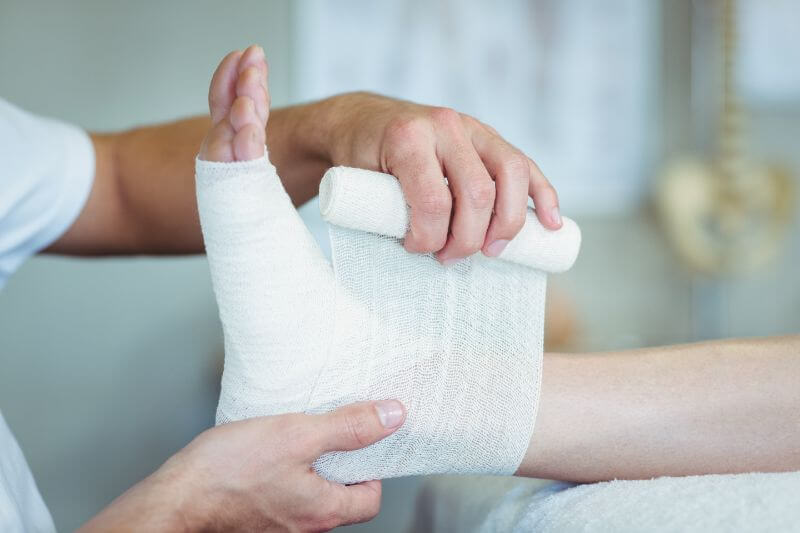 Foot and Leg Ulcers: Your Questions Answered